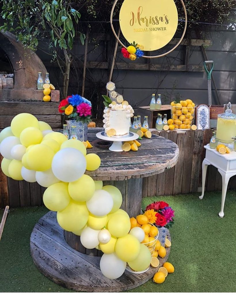 lemon inspired party, The coolest inspo for your next lemon inspired party