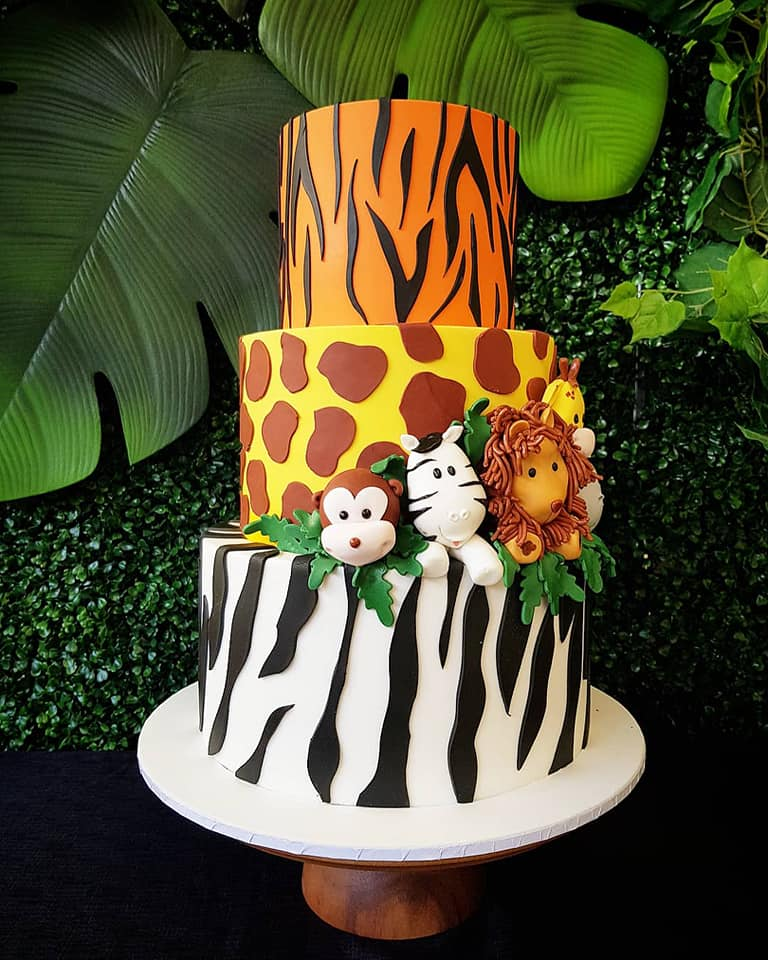 safari birthday party, A wild safari birthday party