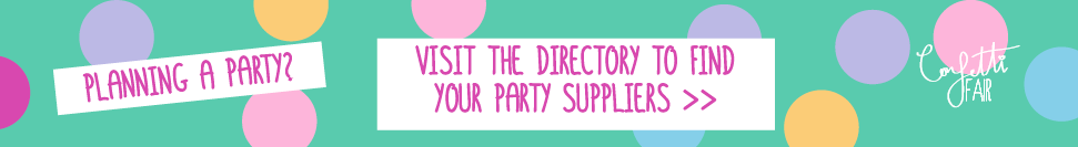 Planning a party? Find party suppliers in your area