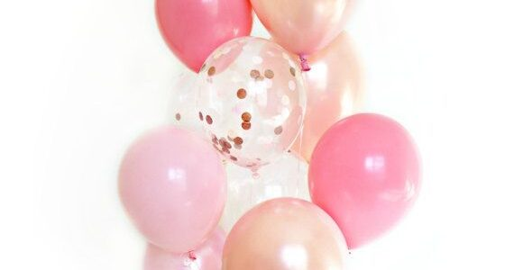 Rose Gold Party Ideas, Product Inspiration: 5 Rose Gold Party Ideas