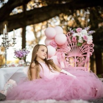 Kids fairy themed party