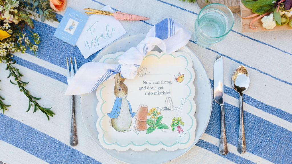 , Classic children's book party theme ideas