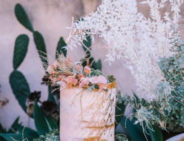 , Arizona inspired cactus bridal shower