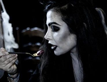 , A Halloween Feast in Salem