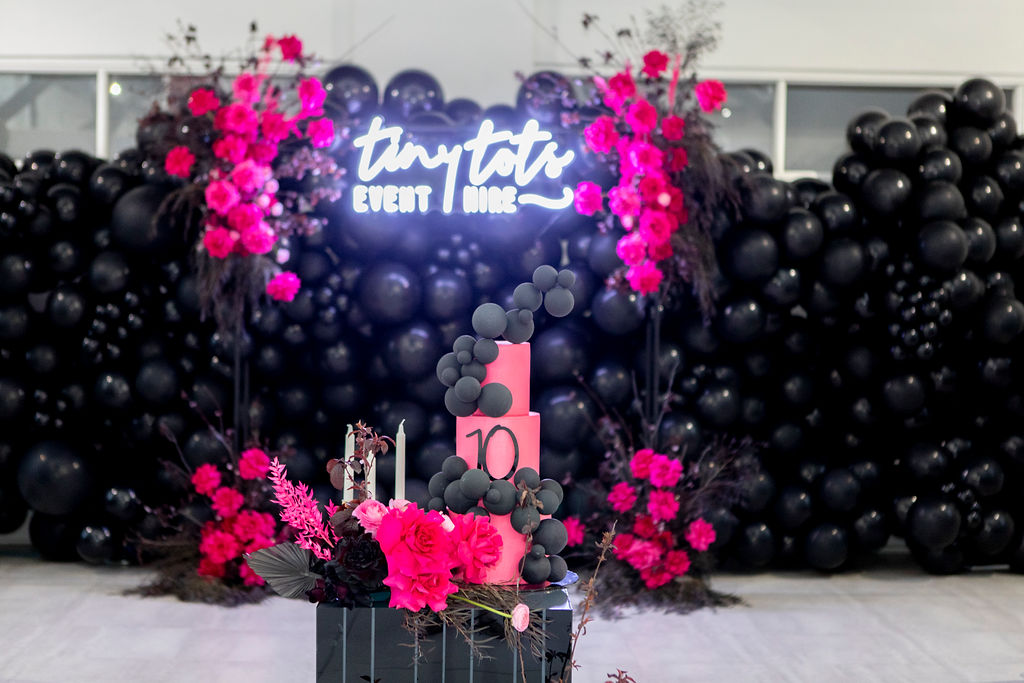, Industry event: Tiny Tots Event Hire 10th birthday