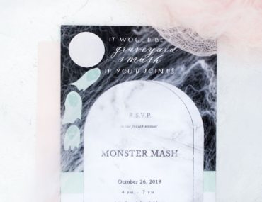 A pastel monster mash Halloween, A pastel monster mash Halloween party