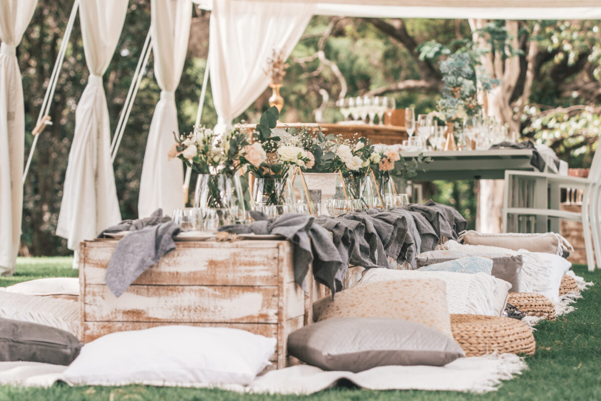 elegant boho baby shower, Baby Carter's elegant boho baby shower