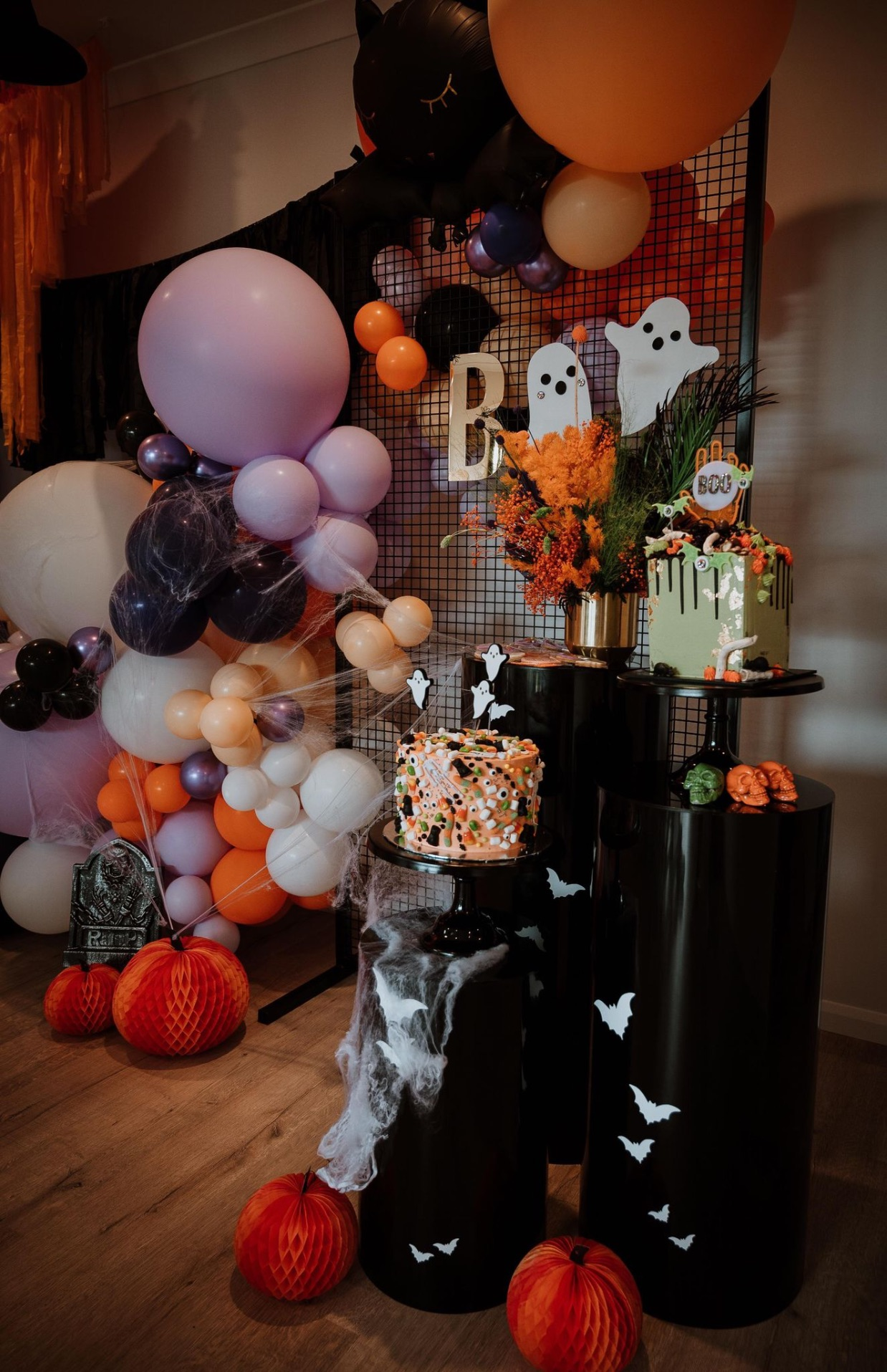 , Happy haunting Halloween birthday