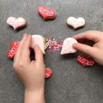 love note cookies for Valentine's, Cute love note cookies for Valentine's Day (Recipe)