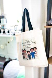 Little Legends book party, Lennon's Little Legends book party