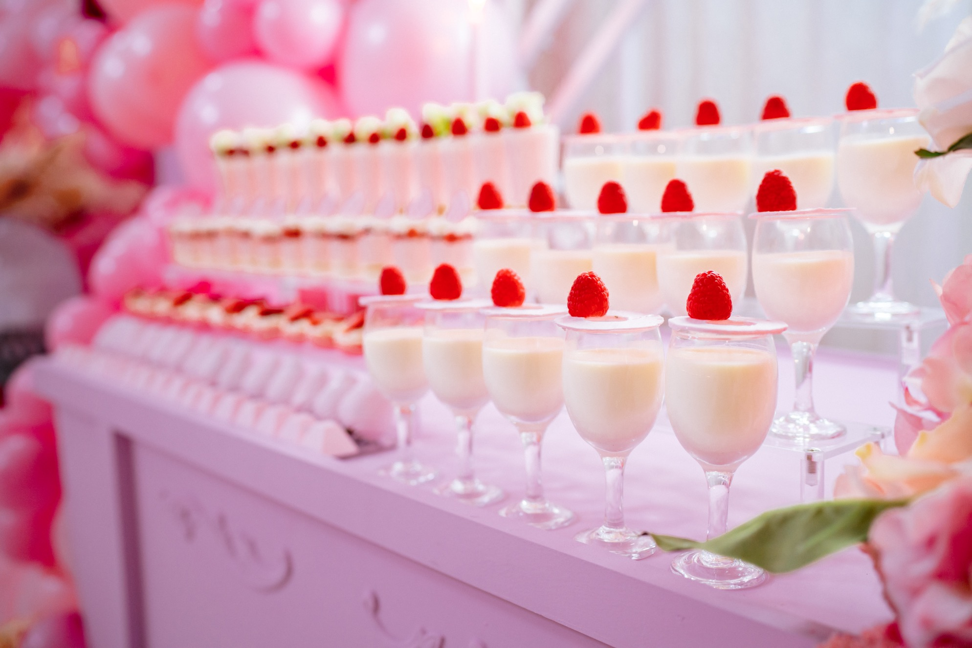 , Ultimate pink dream baby shower