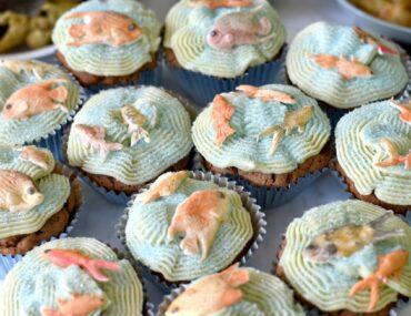 goldfish themed birthday party, Goldfish themed birthday party